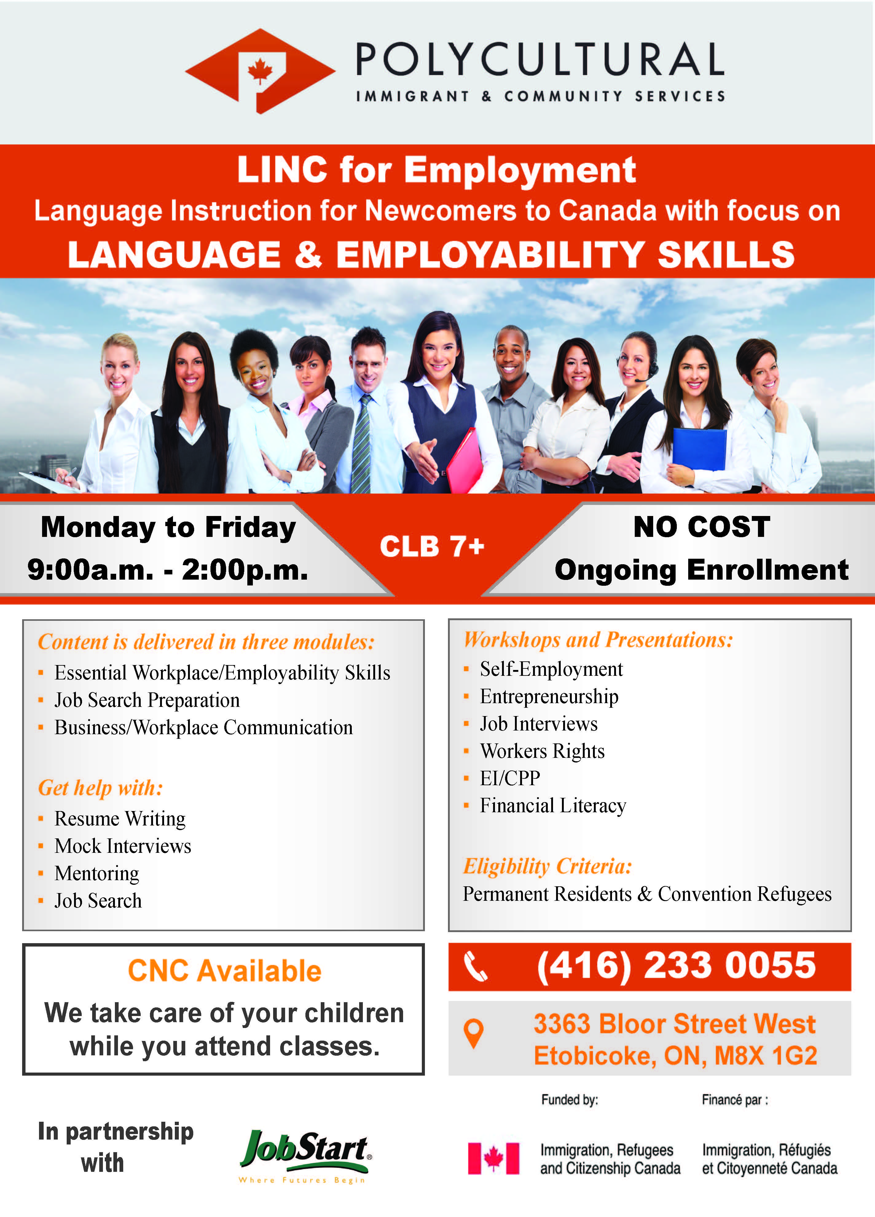 Language & Employability Skills Approved Version